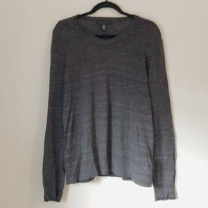 Kenneth Cole Grey Sweater Size M 🌿 Comfy w Style